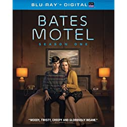 Bates Motel: Season One [Blu-ray]