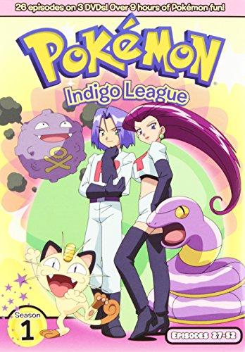 Pokémon: Indigo League - Season 1 (Episodes 27-53) (The League Season 2 compare prices)