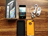 Apple iPhone 4 8GB Smartphone - Black - Vodafone UK Network