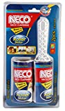 NECO Sticky Roller Lint Remover, 2 Piece Set