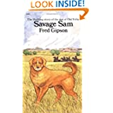 Savage Sam (Perennial Library)