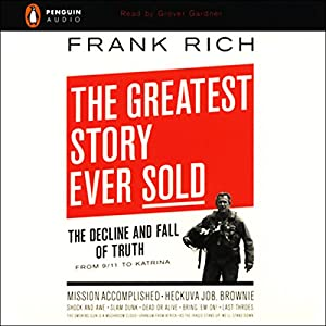 The Greatest Story Ever Sold Audiobook