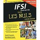 IFSI Tout-en-un Pour les Nuls Concours