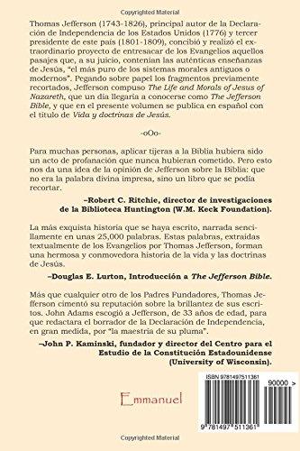 Vida y doctrinas de Jesus: Edicion de Emilio de Armas: Volume 1 (HETEROTEXTOS)