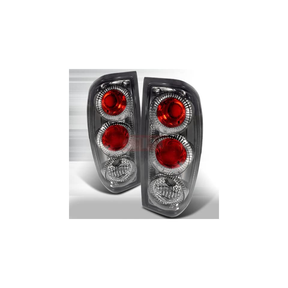 Nissan 1998 2004 Nissan Frontier Tail Lights /Lamps Euro