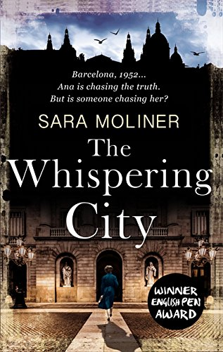 The Whispering City set in Barcelona