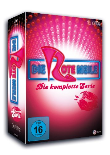 Die Rote Meile - Die komplette Serie [10 DVDs]