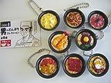 コロコレ ODC 男のどんぶり コレクション 全8種 牛丼 鉄火丼 :全8種 1 親子丼 2 牛丼 3 うにいくら丼 4 う