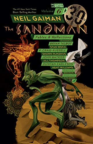 The Sandman Vol. 6 Fables & Reflections 30th Anniversary Edition [Gaiman, Neil] (Tapa Blanda)