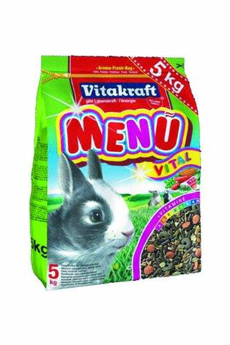 VITAKRAFT Menü Vital für Zwergkaninchen - 5kg