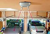 MAXSA Innovations 37312 Park Right Garage Laser Park, Dual Lasers