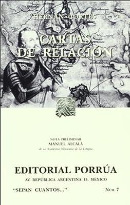 Cartas De Relacion (Spanish Edition)