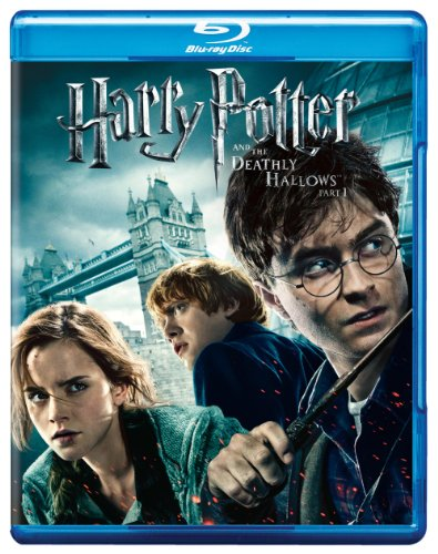 Cover art for  Harry Potter and the Deathly Hallows, Part 1 [Blu-ray]