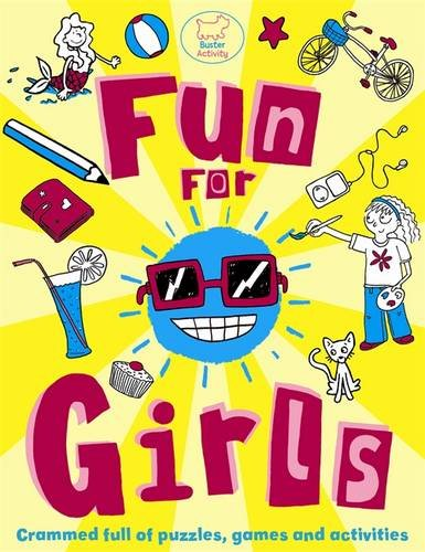 Fun For Girls (Activity Book)