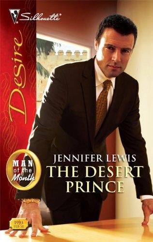 Image of The Desert Prince (Silhouette Desire)