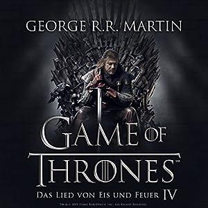Game of Thrones - Das Lied von Eis und Feuer 4 Audiobook