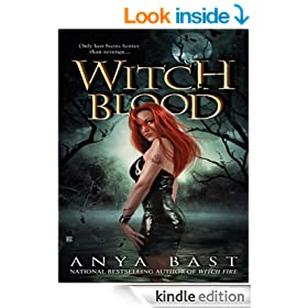 Witch Blood (Elemental Witches Quartet)