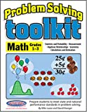 Problem Solving Toolkit Math Grades 1-3