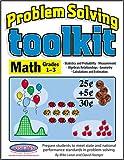 Problem Solving Toolkit Math Grades 1-3