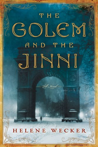 The Golem and the Jinni by Helene Wecker ebook deal