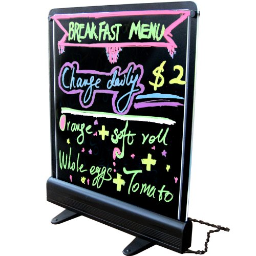 Pop Display Advertising Display Writing Sign For Sale Boards LED Sign Hot Items To Sell