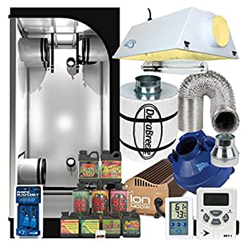 Worm's Way 3' x 3' Grow Tent Package 400W HPS Review