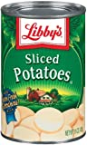 Libby's Sliced White Potatoes, 15-Ounce Cans (Pack of 12)