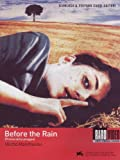 Before the rain - Prima della pioggia [Import italien]