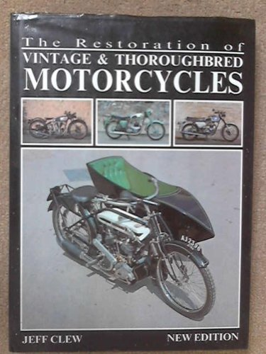 Top 15 Books on Vintage Motorcycles