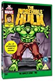 The Incredible Hulk - Complete Season (Marvel Originals Series - 80s) [DVD] [1982]