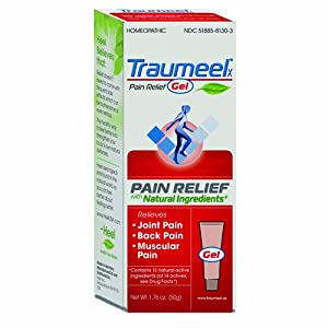 T-Relief Traumeel Homeopathic Gel 1.76 oz (50 g)