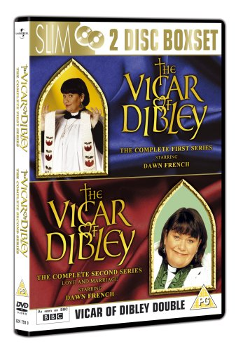 The Vicar of Dibley – The Complete First & Second