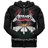 Metallica - Master Of Puppets Zip Hoodie