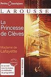echange, troc Madame de Lafayette - La Princesse de Clèves