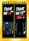 echange, troc Friday the 13th Parts 1 & 2 [Import USA Zone 1]