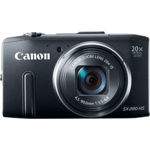 Canon PowerShot SX280…
