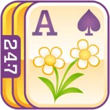 Spring Solitaire - Freecell, Spider Solitaire, Yukon, Wasp Solitaire, Klondike