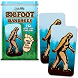 Bigfoot Bandages - 10 Extra Large Bandages