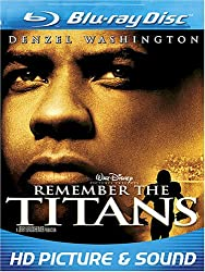 Remember the Titans [Blu-ray]