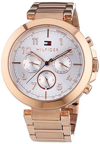 Tommy Hilfiger Watches Damen-Armbanduhr CARY Analog Quarz Edelstahl beschichtet 1781452 thumbnail