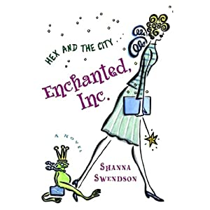 Enchanted, Inc. Audiobook