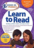 Hooked on Phonics Learn to Read Word Families 3