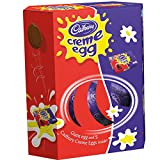 Cadbury Creme Egg Giant Easter Egg 495g