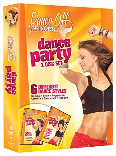 DVD : Doi: Dance Party (2 Pack, 2 Disc)