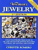 img - for Warman's Jewelry 2nd (second) Revised Edition by Romero, Christie published by KP Books (1998) book / textbook / text book