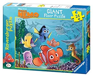 Amazon Com Ravensburger Finding Nemo Giant Floor Puzzle