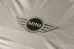 MINI Cooper Genuine Factory OEM 82110035883 Outdoor Car Cover 2007 - 2012 (Will not fit Clubman or Countryman) by MINI Factory OEM