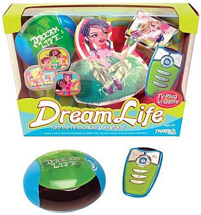 Dream Life Create The Life You Dream About TV Plug-In Game