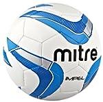 Mitre Impel Training Football - White...
