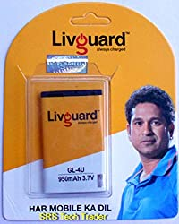 Livguard Battery for Nokia Bl-4U Replacement